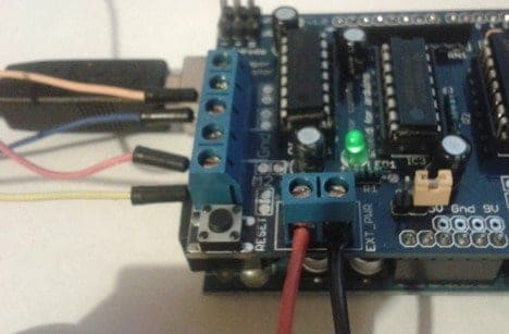How To Drive Stepper Motor With Arduino Motor Shield Do